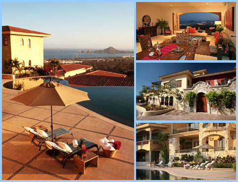 View villas for sale in Cabo San Lucas - Great Deals, Huge Price Reduction!